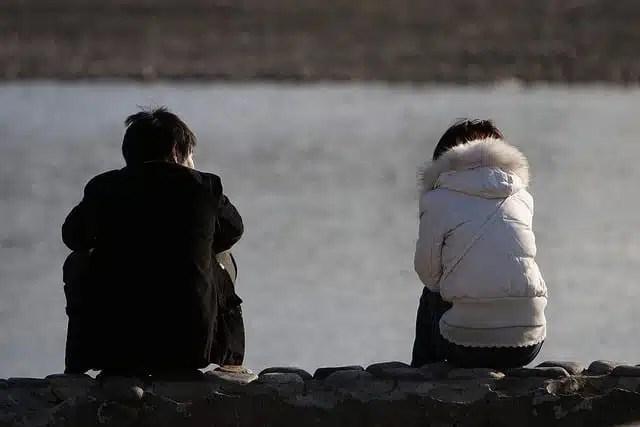 Giovane coppia - Giappone