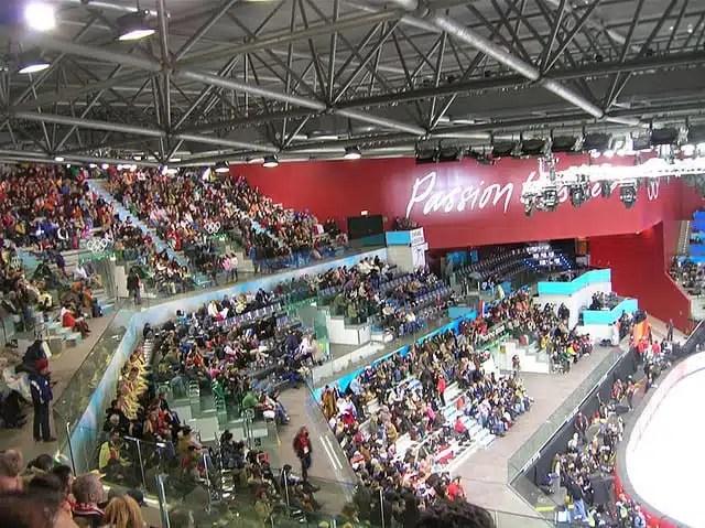 Palavela - Torino, Piemonte (Italy)