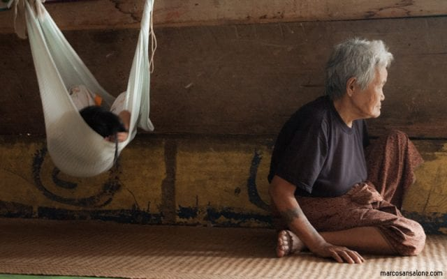 Iban tribe - Malaysia
