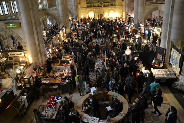 Brooklyn Flea - New York City, USA