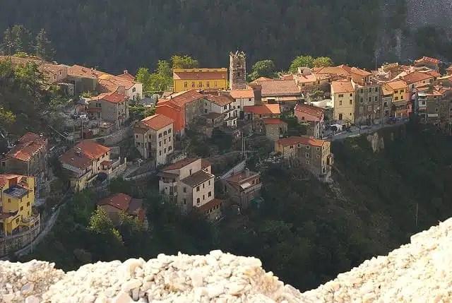 Colonnata - Versilia, Italy