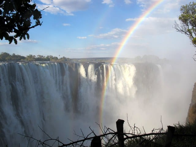 Cascate Vittoria - Zimbabwe