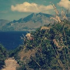 Sicilia on the Road - Monte Cofano, Italy