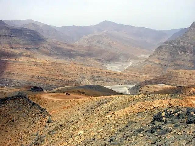 Wadi Bih - UAE