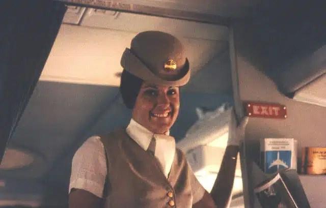Lavorare viaggiando come assistente di volo for Cambio orario volo da parte della compagnia