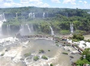 Cascate di Iguaçu - Brasile