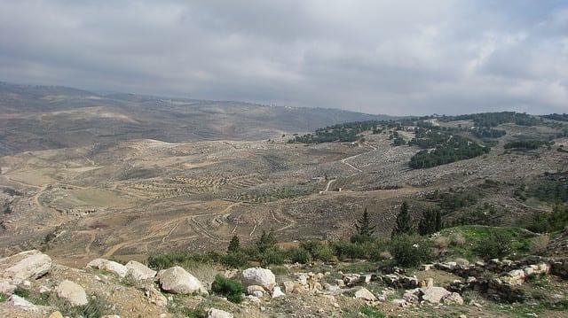 Valle del Giordano, Giordania