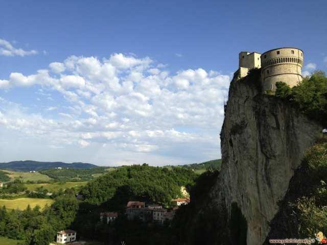 Forte di San Leo - Emilia Romagna, Italy