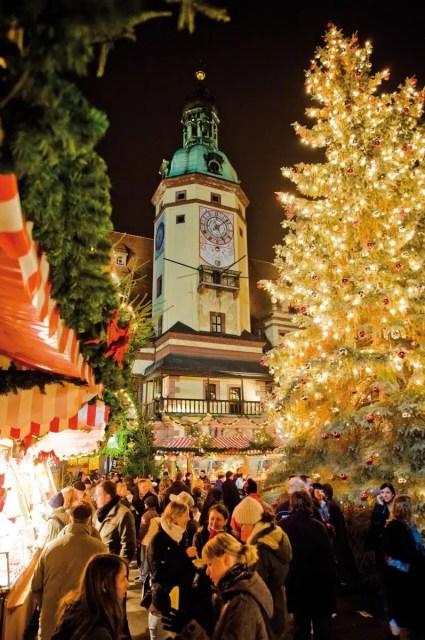 Al mercatino di Lipsia - Germania