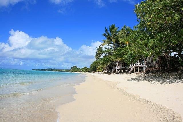 Lano Beach - Samoa