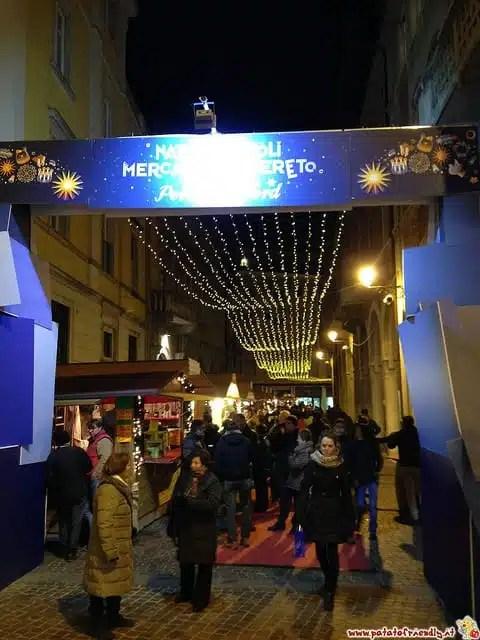 Natale a Rovereto - Trentino, Italy