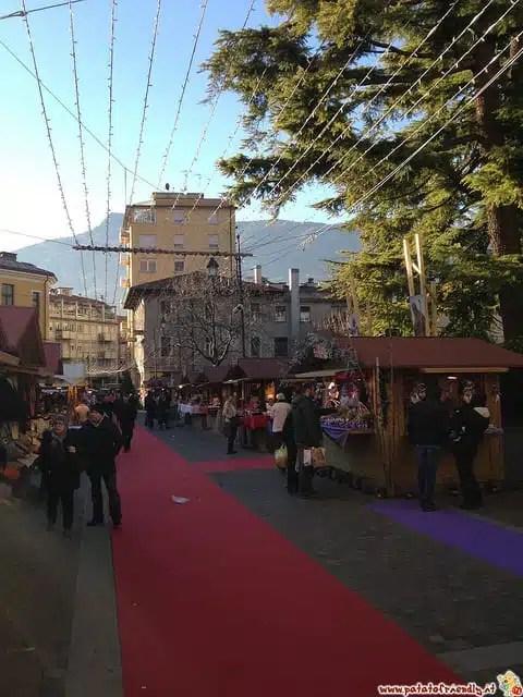 Mercatini di Natale, Rovereto - Trentino, Italy