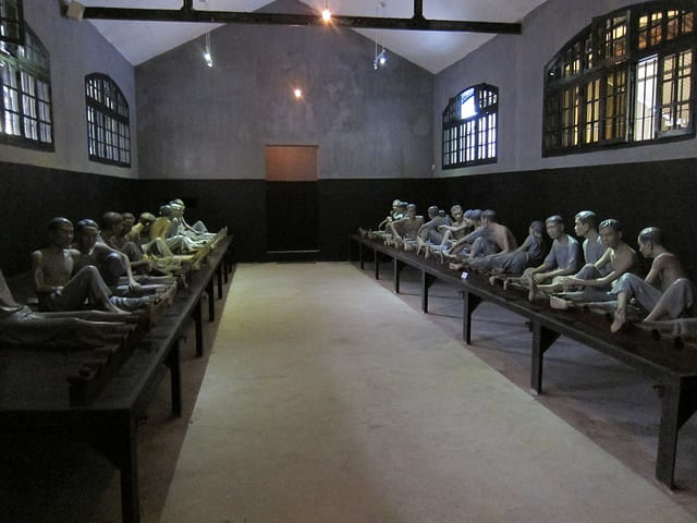 Prigione Hoa Lo - Hanoi, Vietnam