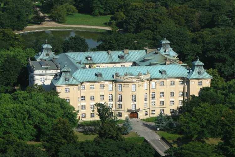 Castello di Rydzyna, Polonia