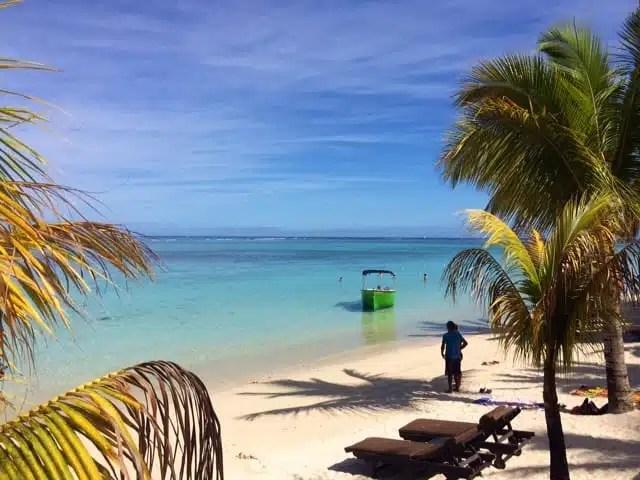 Trou aux Biches, Mauritius