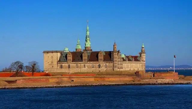 Castello di kronborg - Helsingør, Danimarca