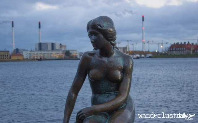Sirenetta - Copenaghen, Danimarca