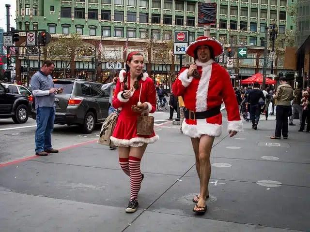 SantaCon 2012 - San Francisco, USA