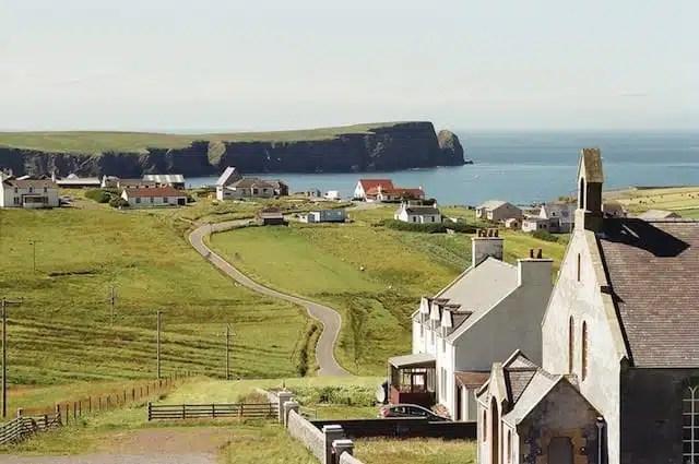 Isole Shetland, UK