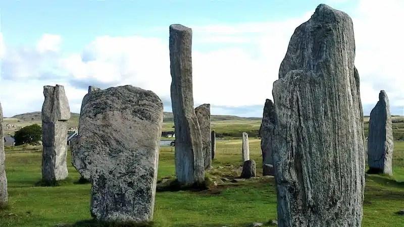 Callanish Stone Circle - Outer Hebrids, UK