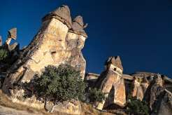 Camini delle fate - Cappadocia, Turchia