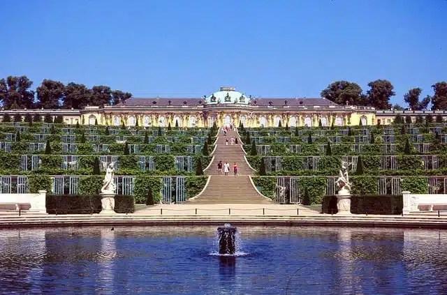Sanssouci - Potsdam, Germania