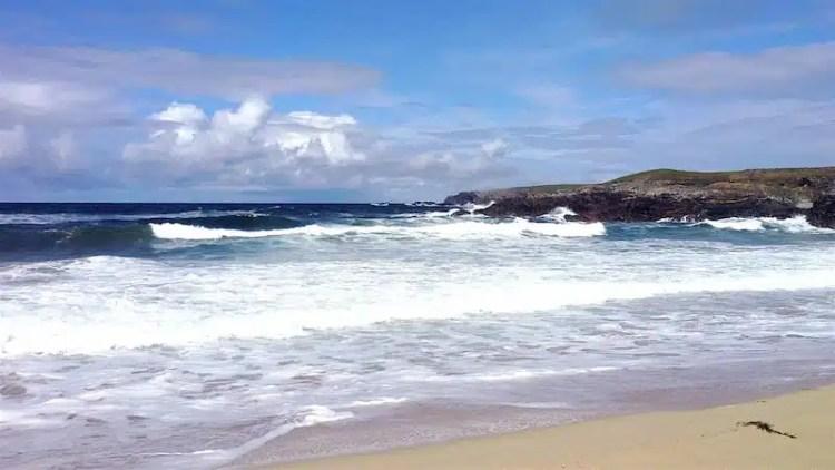 Eoropie Beach - Ebridi Esterne, Scozia