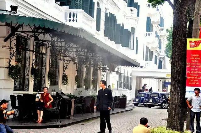 Metropole Hotel - Hanoi, Vietnam