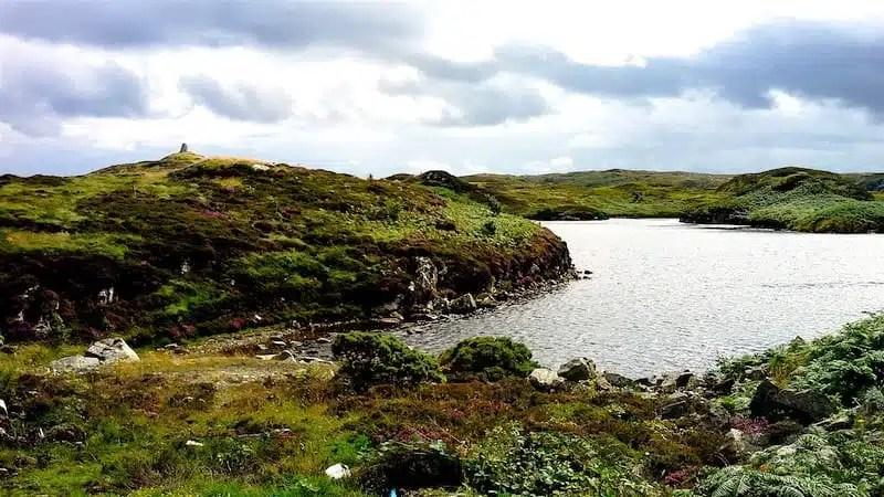 Loch Arnish - Outer Hebrids, UK