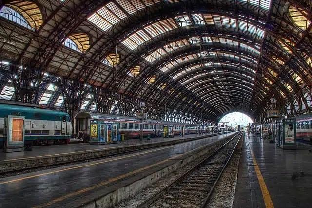Milano Centrale, Italy