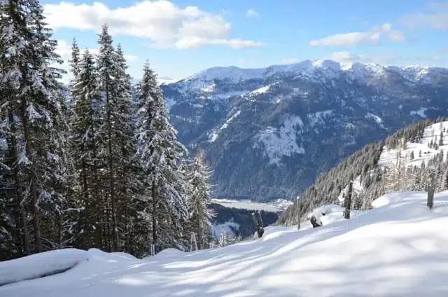 Brennsee - Feld am See, Austria