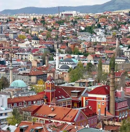 Sarajevo (by Puddy Traul)