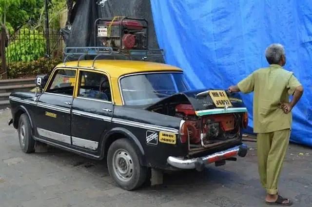 Taxi a Mumbai - India