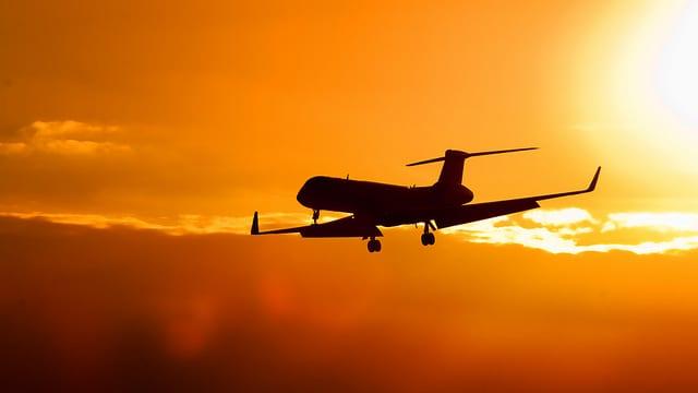 Viaggiare - Aereo in volo