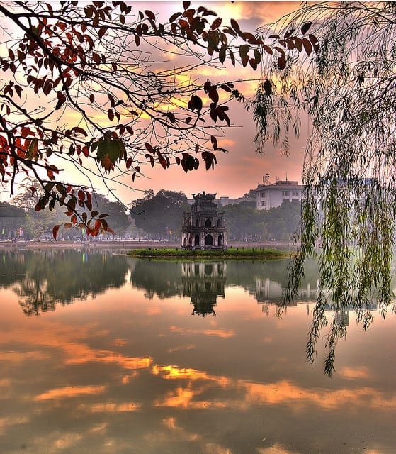 Green Lake - Hanoi, Vietnam