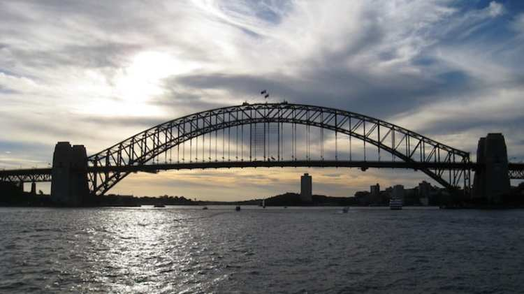 Harbour Bridge - Sydney, Australia