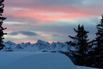 Trentino Ski Sunrise - Italia