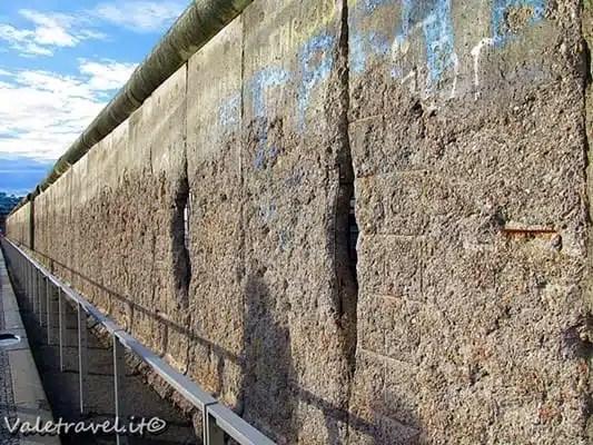 Muro di Berlino, Germania