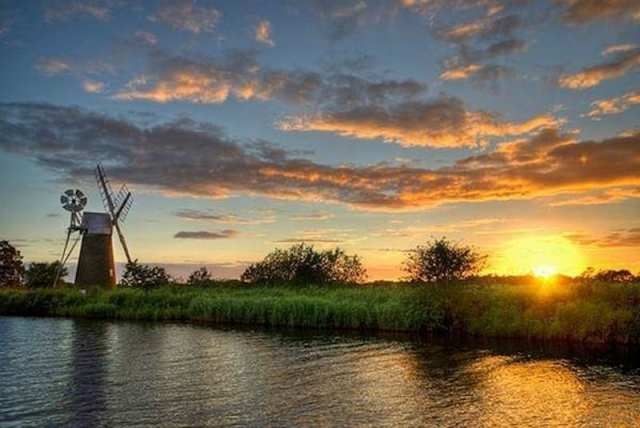 Turismo fluviale in Inghilterra