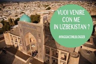 Viaggia con il blogger in Uzbekistan_banner_320