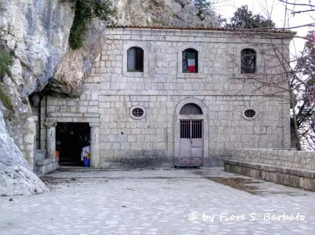 Santuario di San Silvestro Papa - Irpinia, Italia