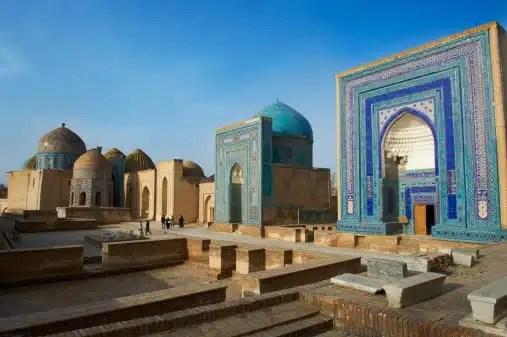 viaggia con il blogger in Uzbekistan