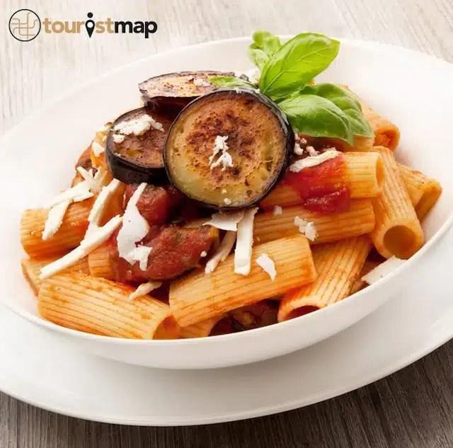 Pasta alla Norma - Sicilia