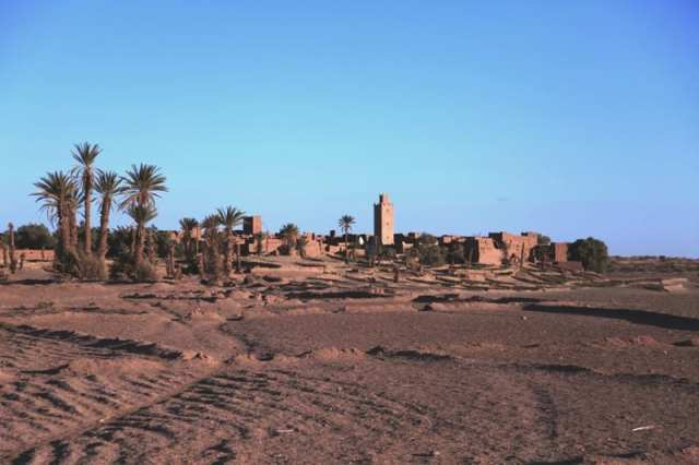 Zagora, Marocco