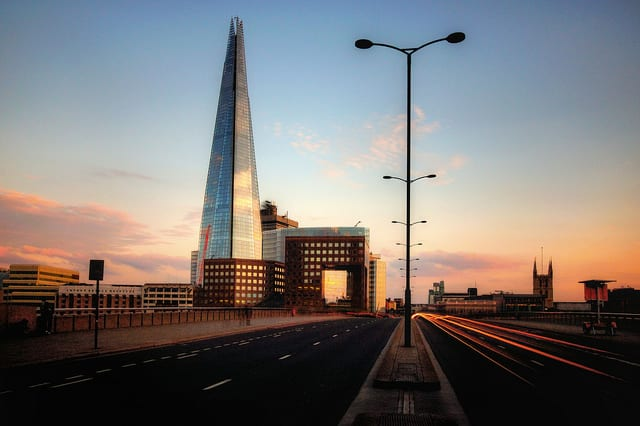 Shard - Londra, UK