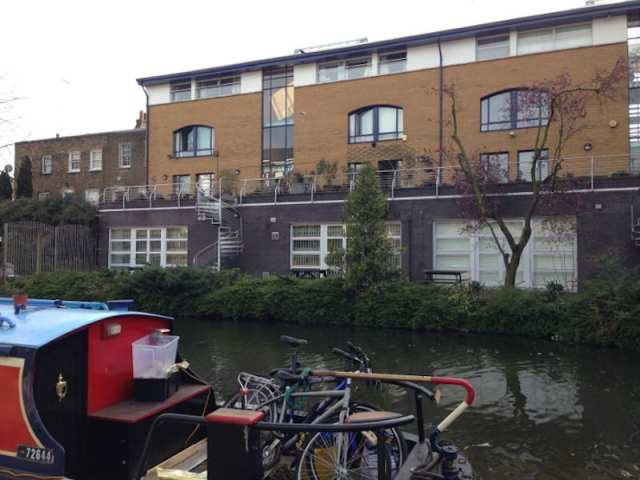 Regent's Canal - London, UK