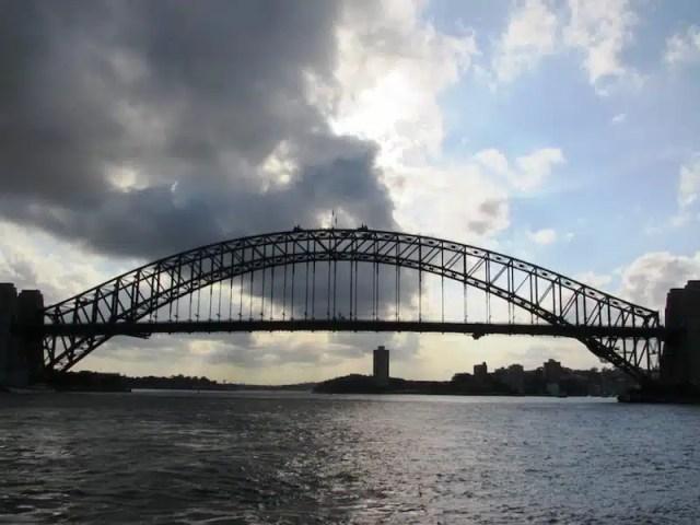 Harbour Bridge - Sydeny, Australia