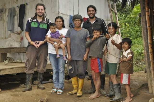 Yago e Juani: lavorare viaggiando