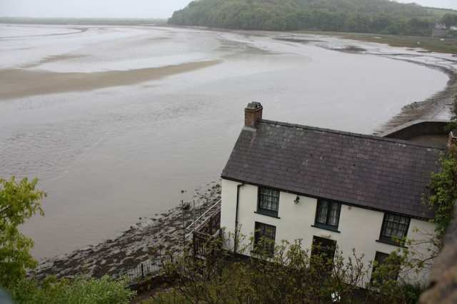 Boathouse di Dylan Thomas - Laugharne, UK