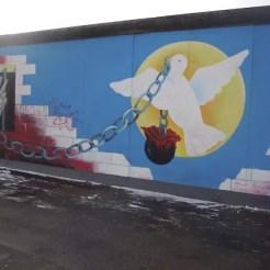 East Side Gallery - Berlino